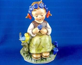 The Botanist Hummel Figurine