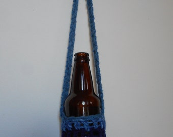 Crocheted Necklace Coozie