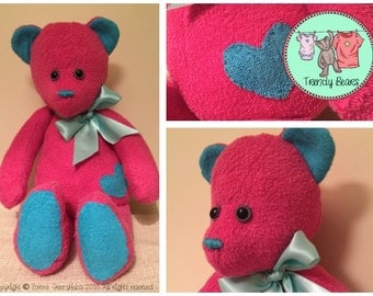 Handmade Custom Teddy Bear