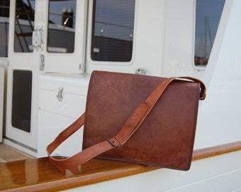 Laptop Messenger Bag, Messenger Bag Laptop, Leather Tablet Case, Leather Tablet Bag, Leather Laptop Bag Men, Leather Laptop Messenger Bag