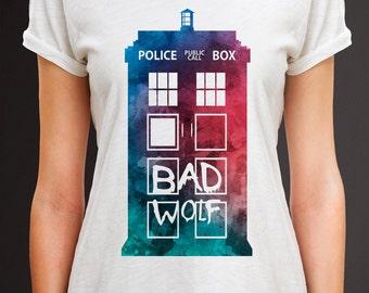 Doctor Who Shirt, Doctor Who Tshirt, Tardis Shirt, Dr Who Shirt, Doctor Who Clothing, Doctor Who Women Shirt, Doctor Who Men Shirt