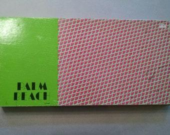 Vintage Palm Beach Board Game