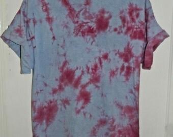 Tie Dye T-Shirt acid wash T-shirt hipster festival grunge marble Retro 90s punk dip dye unisex rave