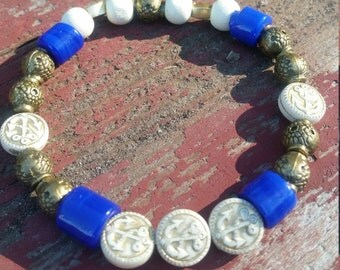Bluestar Nautical Bracelet
