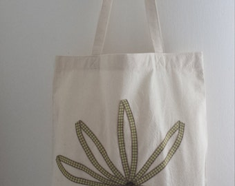 Handmade Tote Shopping Bag