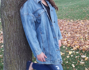 Vintage Jordach Blue Jean Jacket