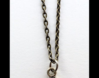 Mix Tape Charm Necklace