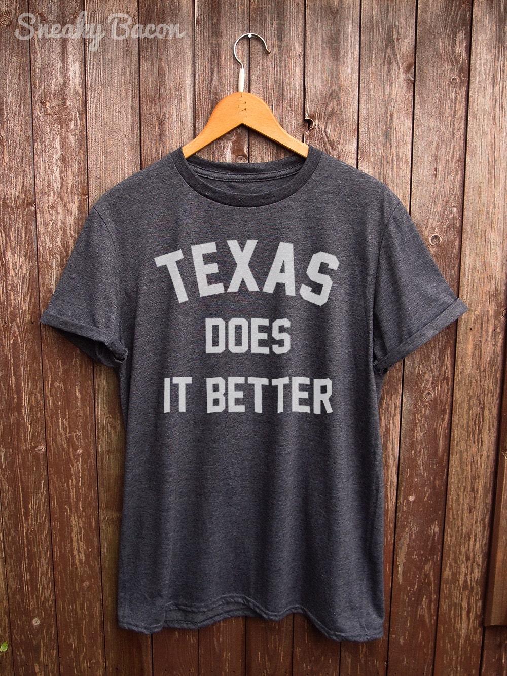 Texas tshirt texas shirt houston tshirt i love texas for T shirt printing houston