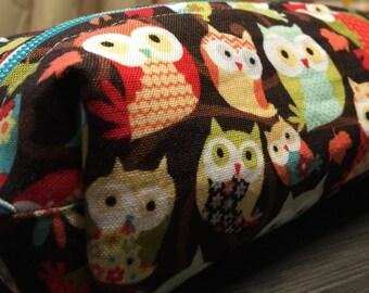 Owl Pencil Pouch