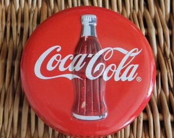 Coca Cola Metal Box