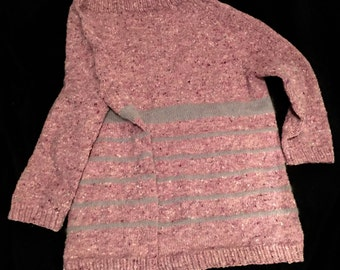 Jumper made of fine merino wool