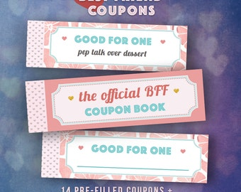 Coupons for best friends at least a day