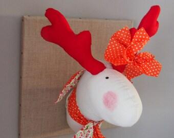 Trophy deer reindeer Irene