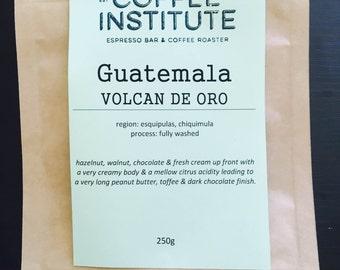 Guatemala Volcan de Oro Roasted Coffee Beans 250g