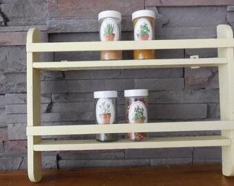Spices Vintage Cabinet