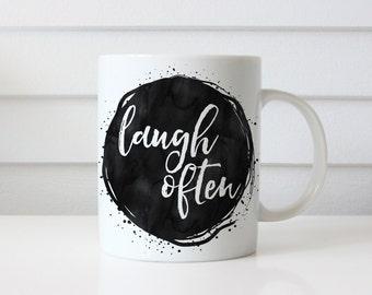 Inspirational mug | Etsy