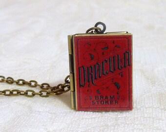 Dracula Story Locket