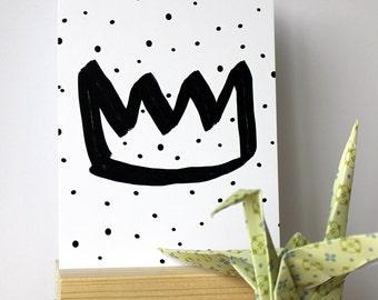 birthday card, card birthday, congratulation card, invitation party, invitation, greeting card, birthday, birthday crown