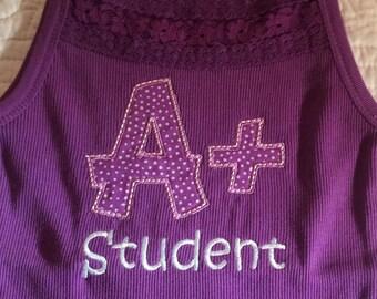 A+ Student Tank-top Dress