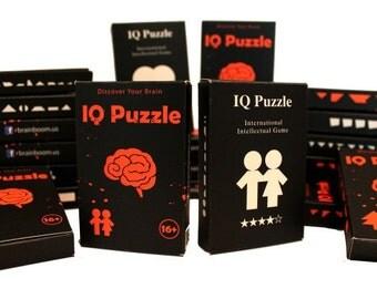 IQ Puzzle , Puzzle Game