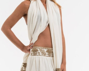 CARMEN scarf 100% cotton