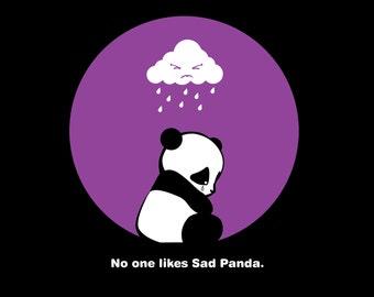 Sad Panda Ladies' Tee
