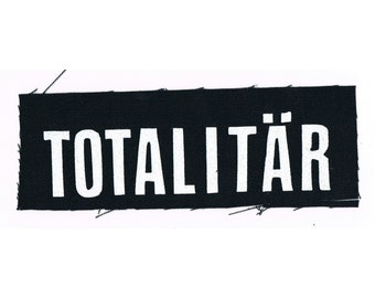 Totalitar Punk Patch
