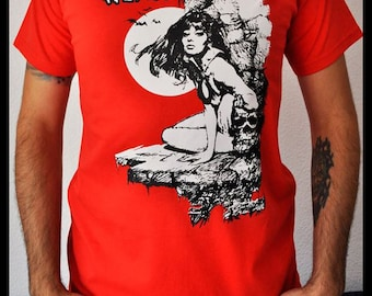 VAMPIRELLA T-shirt man - Horror comics