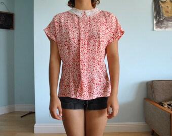 Size sm/md blouse
