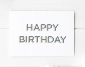 birthday card boyfriend  etsy uk, Birthday card