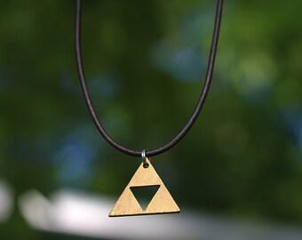 Triforce Necklace - Legend of Zelda