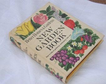 Retro Better Homes & Gardens : New Garden Book