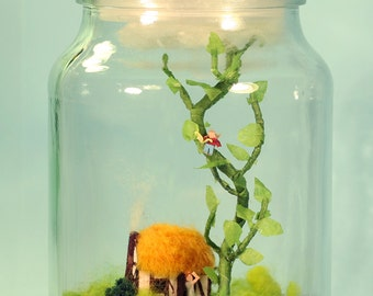 Jack and the Beanstalk Story Jar