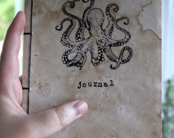 Octo Journal Sketchbook
