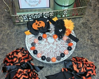 Halloween Baby Legwarmers and Accessories