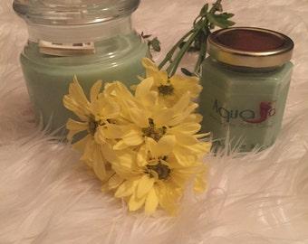 AquaJay handmade soy candles