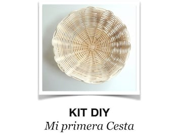 KIT DIY my first basket