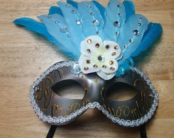 Costume party mask