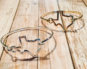 State Pride Bangle - TEXAS