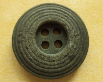 8 buttons green dark green olive green 23mm (2473) button
