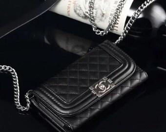 Iphone6 plus 5.5 case wallet purse