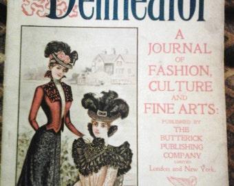 Delineator magazine 1899