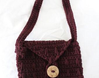 V-Stitch Handbag