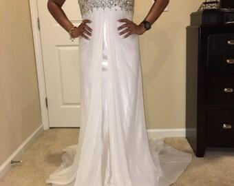 Simple Bridal Gown - David's Bridal