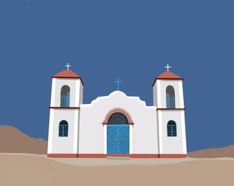 Custom church.