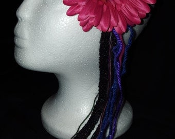 Headband~Flower headband~Hair accesories~Hair piece~Boho headband~