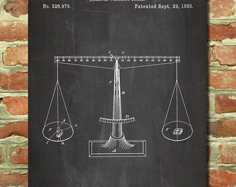 Law Gift for Lawyer Gift for Law Student Gift for Attorney Gift Lawyer Graduation Gift Law School Grad Gift Judge Gift Scale of Justice P099