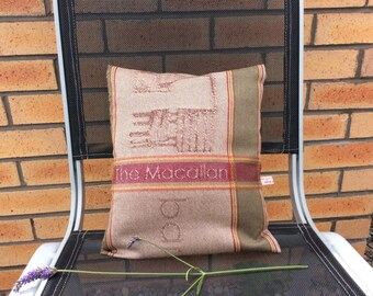 Small whisky inspired Cushion Cover