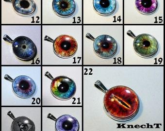 Eye nacklace