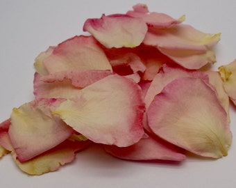 Pink Perfection Freeze-dried Rosepetals